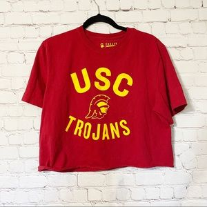 Tops - [USC] Trojans custom crop top